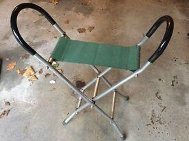 Folding Seat & Walking Aid