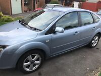 Ford Focus Zebec Climate