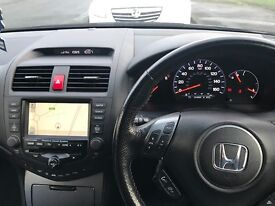 Honda Accord Tourer 2.2 CDTI Top Spec low mileage ( not tdi, not Passat , not Volkswagen , not Audi)