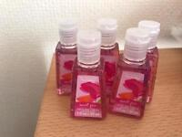 Bath and body works Sweet pea hand sanitizer