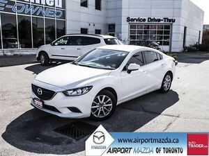 2014 Mazda MAZDA6 HTD SEATS BLUETOOTH CRUISE A/C ALLOYS