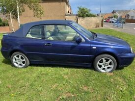 image for VW Golf Convertible AV-GE 2.0 petrol automatic future classic
