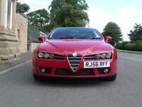 Alfa Romeo Brera 2.2 JTS SV | 78,800 miles | 56 plate | 185bhp | Manual | Petrol