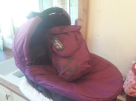OYSTER BABYSTYLE CARRYCOT