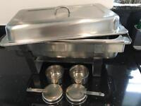 Chafing Set (Keep Food Warm)