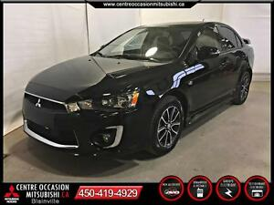 Mitsubishi Lancer SE LTD TA berline 4 portes CVT