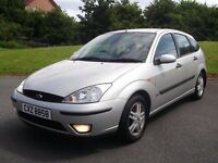 MINT FORD FOCUS 1.8 TDCI ZETEC WITH ONLY 84000 MILES FULL MOT LIKE ASTRA GOLF FIESTA C4 PASSAT AUDI