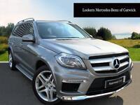 Mercedes-Benz GL Class GL350 CDI BLUETEC AMG SPORT (silver) 2013-11-30