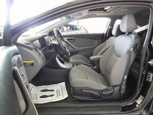 2013 Hyundai Elantra Coupe GLS MAGS/TOIT OUVRANT 47$/semaine West Island Greater Montréal image 11
