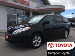 2016 Toyota Sienna LE JUST IN---HARD TO FIND SIENNA