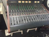 Yamaha MC1204 Mixing Desk Vintage