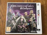 Fire Emblem Fates Conquest Nintendo 3DS/2DS Game, Mint