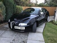 2007 Alfa Romeo GT Lusso 1.9 JTDM Black Diesel Car - Stunning