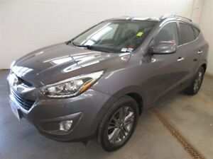 2014 Hyundai Tucson GLS- EXT WARRANTY! BACK-UP CAM! HEATED SEATS