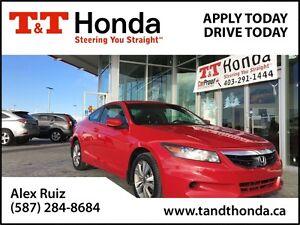 2012 Honda Accord EX-L *Rates Starting at 1.99%, Local Trade*