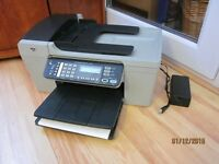 Used HP Officejet 5610 All-in-One Printer