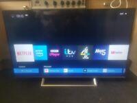 Hisense 55inch UHD 4K Smart TV, Brand New, Model 55A7300FTUK