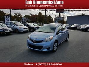 2012 Toyota Yaris LE Auto ($46 weekly, 0 down, all-in, OAC)