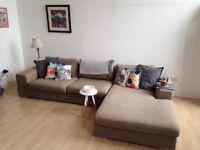 Large Dwell Designer Corner Sofa