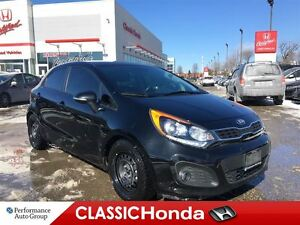 2014 Kia Rio SX | LEATHER | REAR CAM | PUSH START |