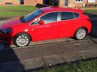 Vauxhall Astra1.4 Excite 2015