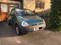 Great Condition Ford KA - 12m MOT