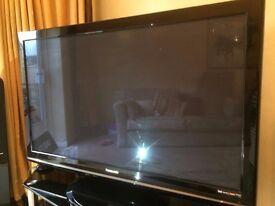 "Panasonic Viera 55"" Television with Stand"