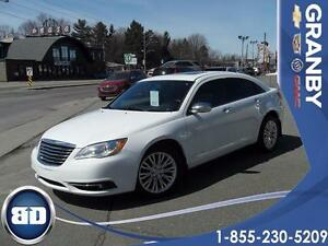 2013 Chrysler 200 Limited CUIR  TOIT OUVRANT V6