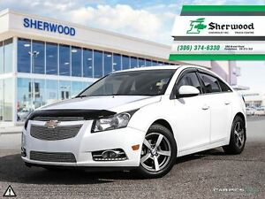 2012 Chevrolet Cruze LT Turbo PST PAID!!