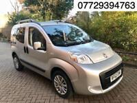2011 Fiat Qubo 1.3 MultiJet 16v Trekking 5dr # 1 YEARS MOT # Cheap Insurerence # Family Car #