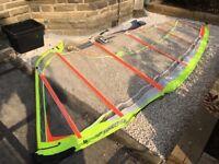 6.5m Gaastra Matrix windsurf sail in good condition