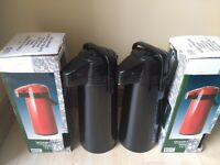 *BRAND NEW* Thermal Insulated Push Button Pump Pot 1.9 Litres