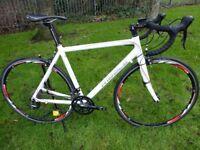 Ribble Sportive 7005 Unisex Road Bike, 55cm, Shimano Sora 18 Speed
