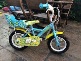 "Kids bike - Apollo Honeybee - 12"" - Excellent condition"