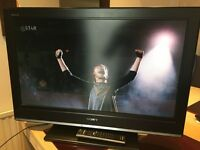 "Sony Bravia 32"" LCD TV, KDL-32S3000, Remote, HD, HDMI, SCART ETC"