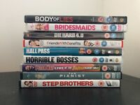 9 Movies (15+ Rated)