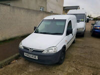 ++++QUICKSALE WANTED VAUXHALL COMBO 1.7 DIESEL+++LOW MILEAGE STARTS AND DRIVES GOOD++++