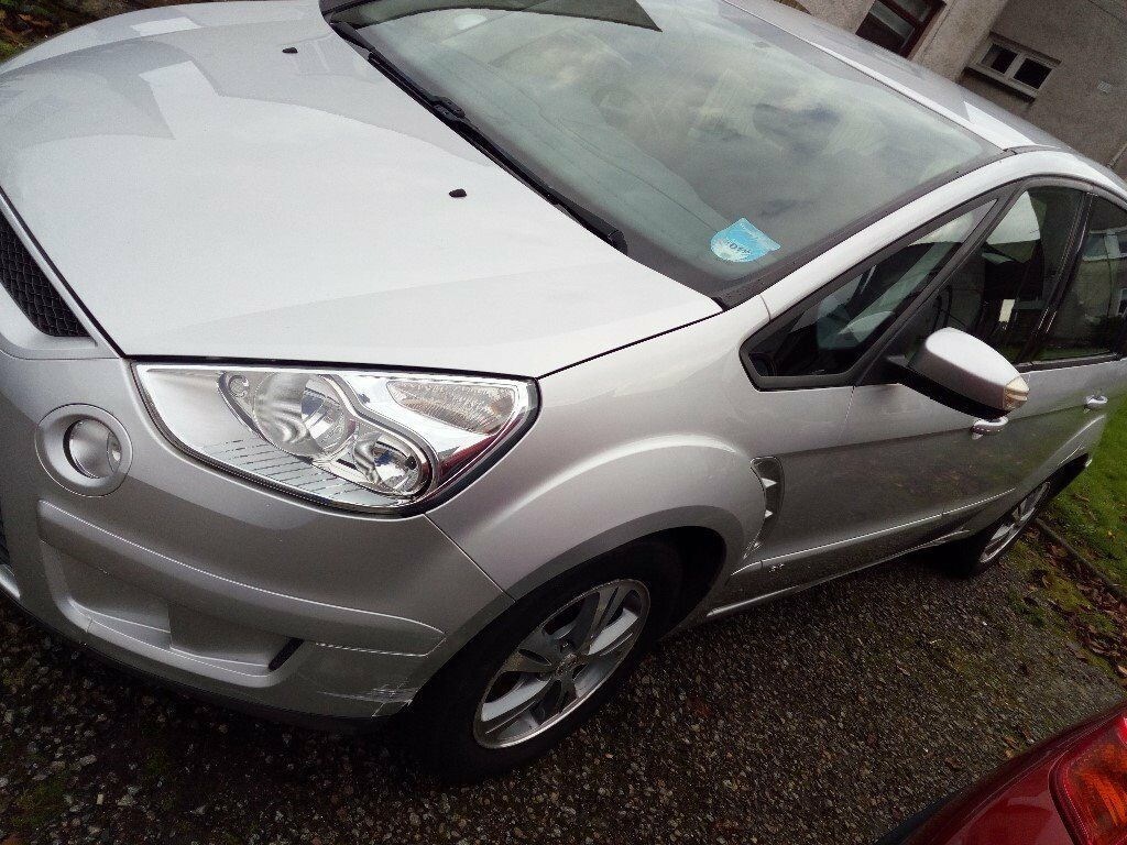 (((AUTOMATIC)))*(2009-59)PLATE FORD S-MAX 2.0L*1 YEAR MOT*FULL SERVICE HISTORY*LOW MILEAGE*CHEAP TAX