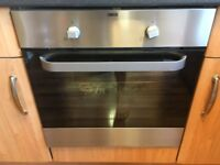 Zanussi Conventional Stainless Steel Electric Oven ZZB10401XV kitchen oven