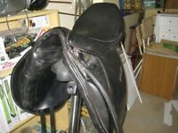 Horse Riding Equipment - Stubben Dressage Saddle
