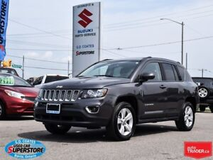 2016 Jeep Compass High Altitude 4x4 ~Heated Leather ~Power Moonr