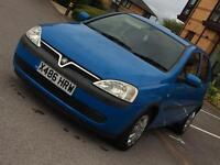 Vauxhall Corsa 1.2 Comfort 69,000 miles only