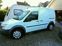 FORD TRANSIT CONNECT LWB HT t230 excellent condition