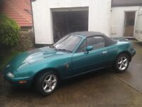 Mazda mx5 Berkeley limited edition