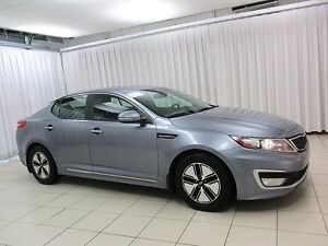 2012 Kia Optima HYBRID SEDAN w/ Heated Seats, Backup Camera, and