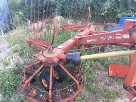 Fransgard rv390 haybob for sale