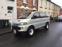 4x4 MITSUBISHI DELICA EXCEED 2.8 DIESEL AUTOMATIC 8 SEATER read all ad before calling