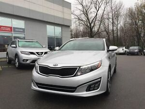 2015 Kia Optima Auto SX Turbo*NAVIGATION*CAMERA DE RECUL