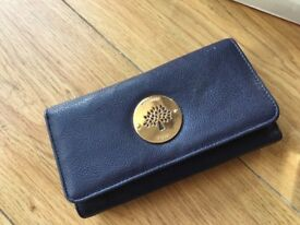 Mulberry logo purse