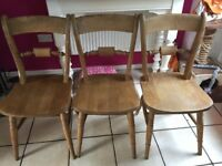 Lovely Kitchen Chairs for sale